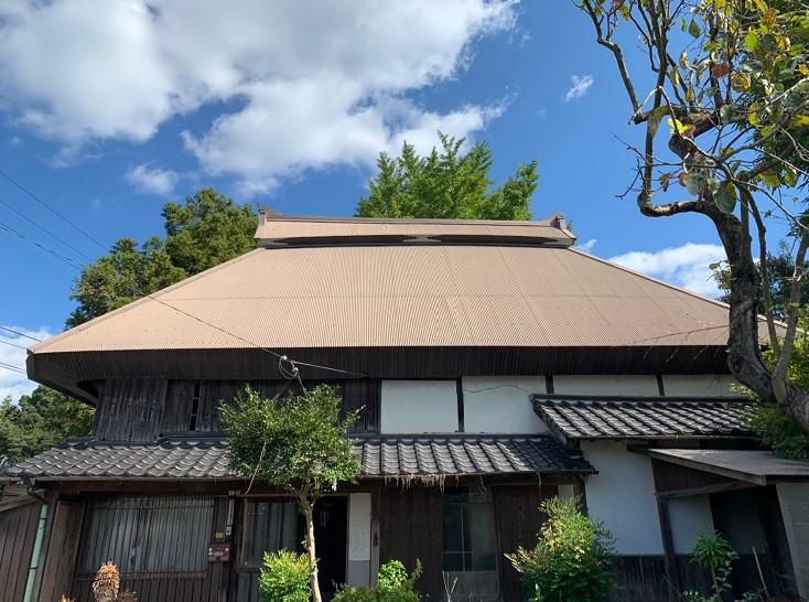 【理念研修】藁葺き屋根の葺き替えレポート