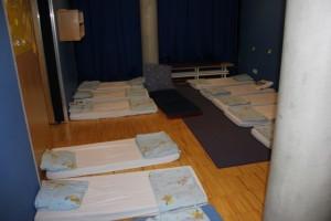 ドイツのお昼寝部屋